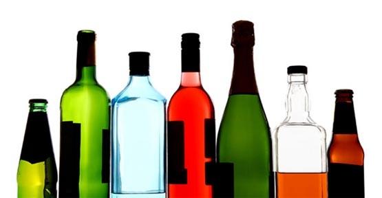 tüsoder içki şişeleri resim